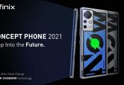 Infinix Concept Phone 2021: 160W Fast Charging for Quick, Convenient Usage